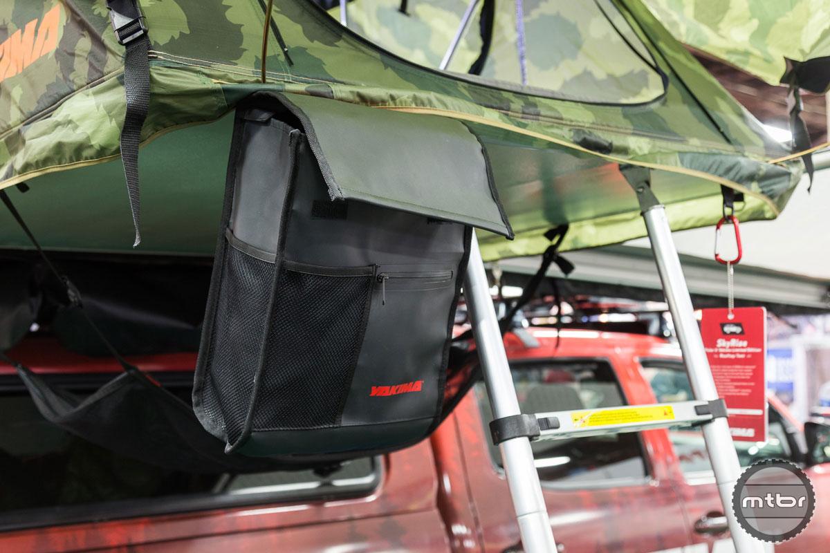 Yakima Tent Accessories Shoe Bag