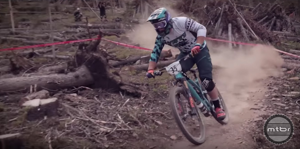 The Yeti race team has focused on enduro the last few years and it's paid major dividends.
