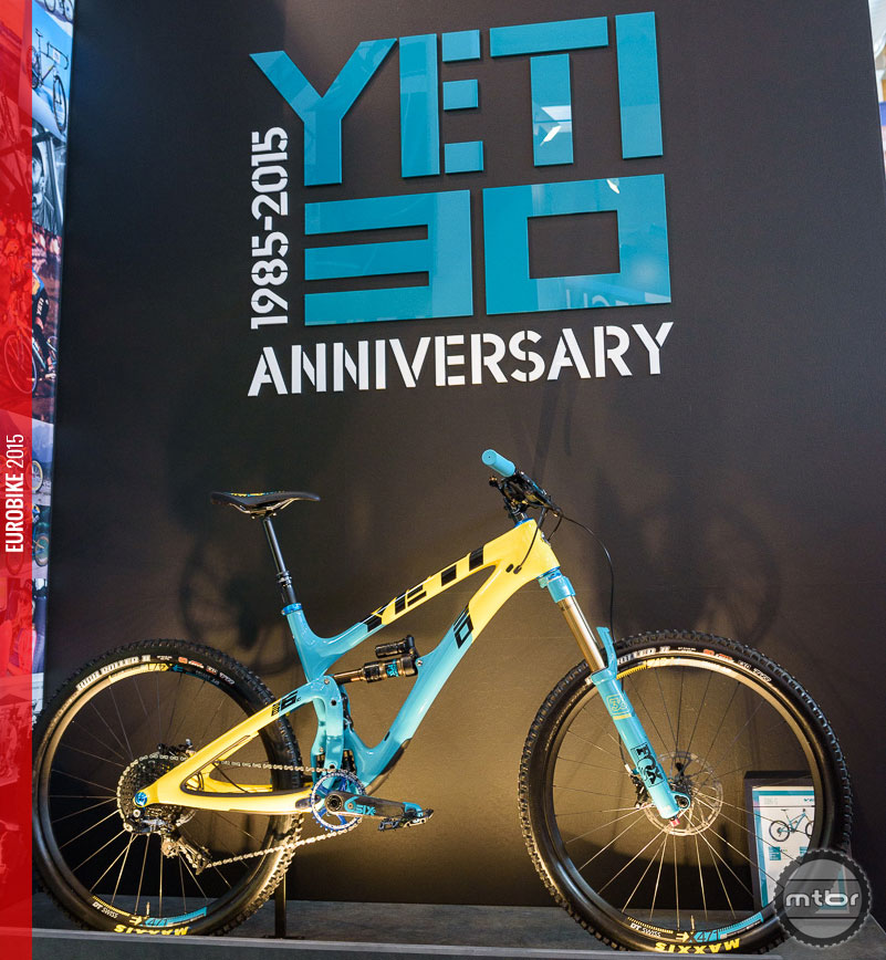 30 years of Yeti calls out for an anniversary model!