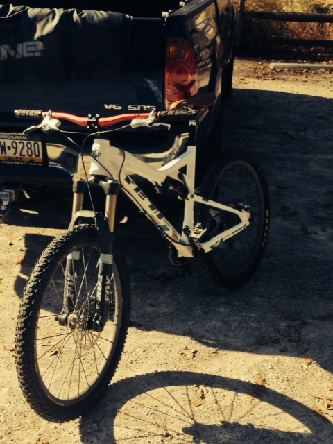 '13 yeti 575 Enduro weight-yeti.jpg