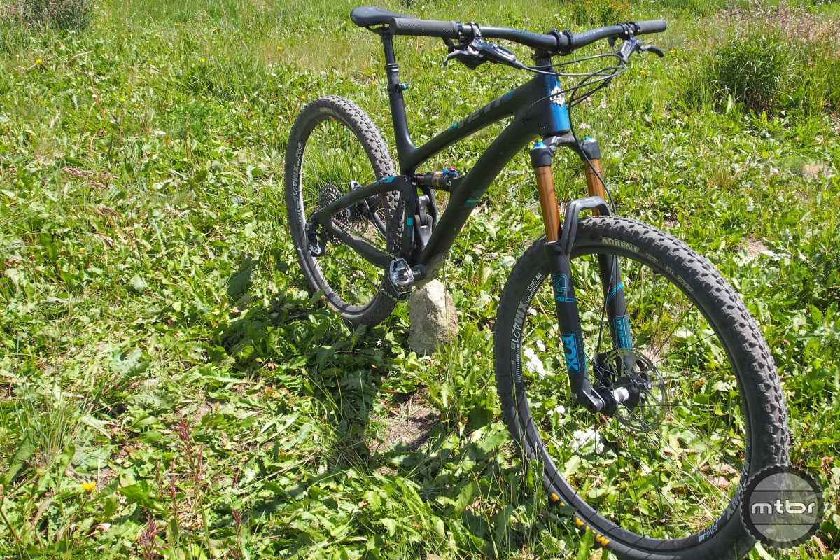 Outerbike Test Sessions: Yeti SB4.5