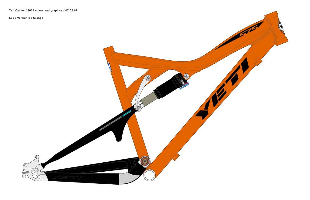 New Yeti 575...- Mtbr.com