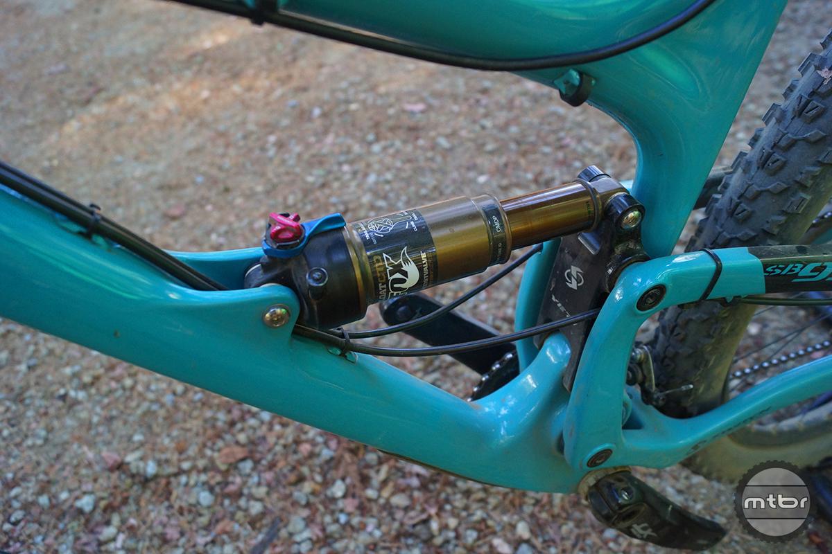 Yeti SB95 Carbon Race CTD