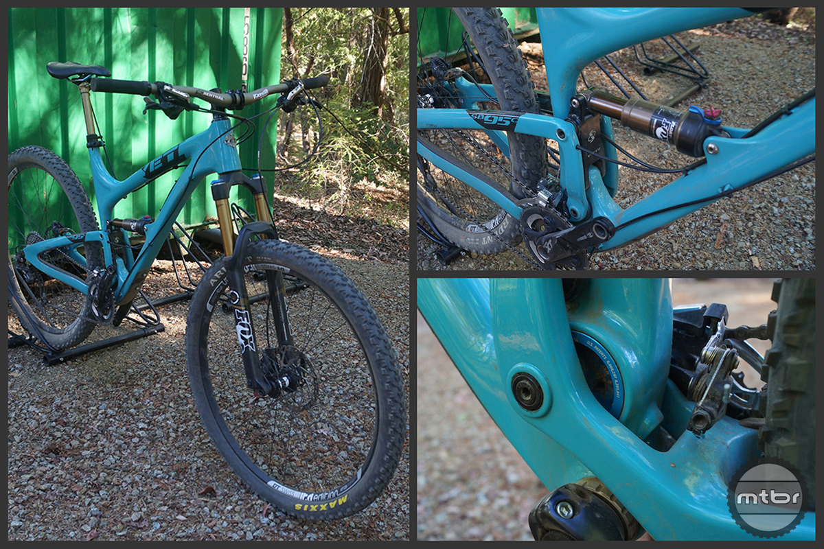 Yeti SB95 Carbon Race Multi