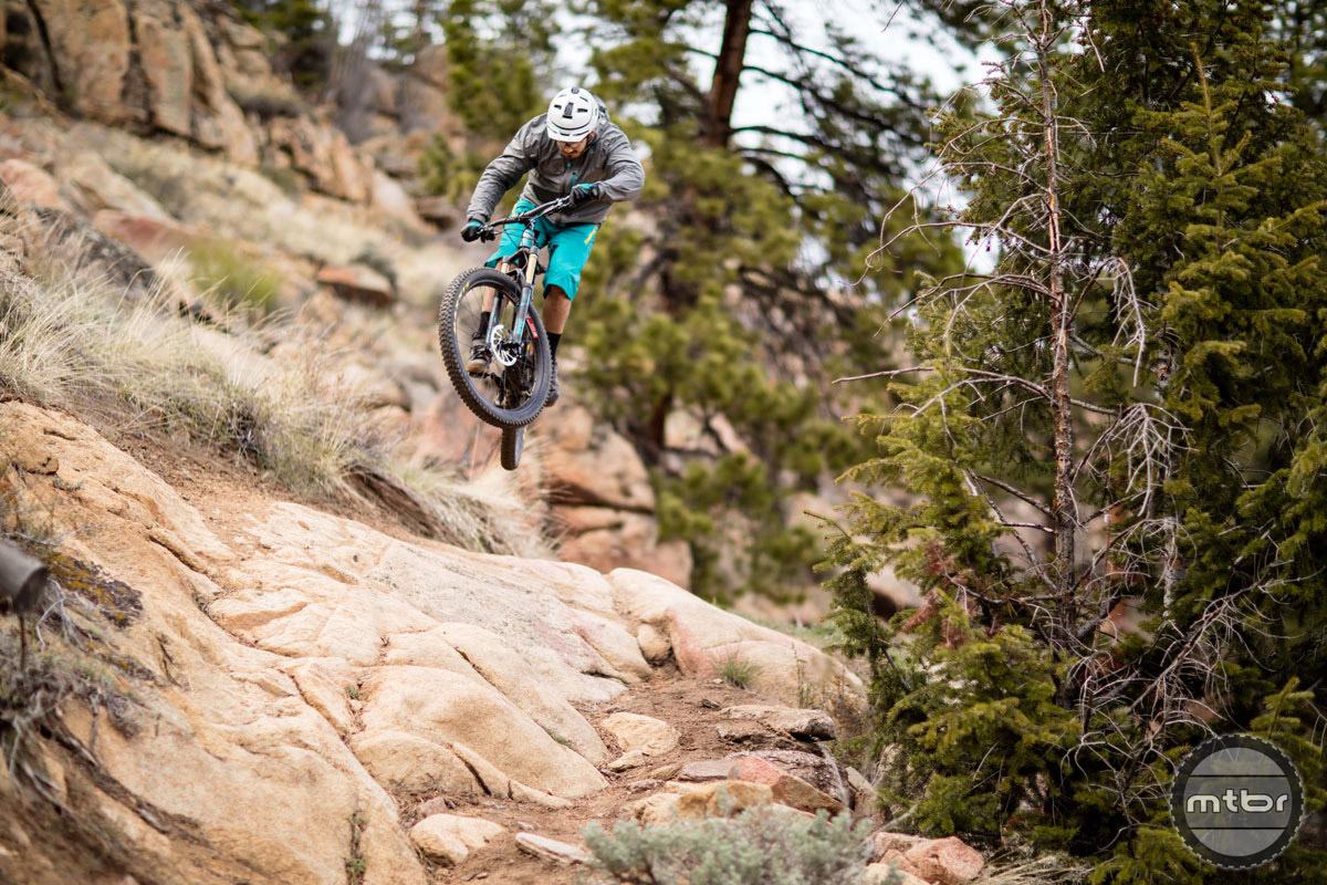All Yeti bikes will now be offered in two levels of carbon.