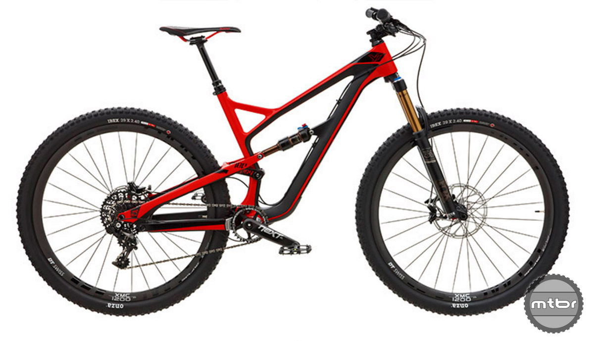 If you're thinking what a good deal the alloy models are, check out what their carbon bikes come spec'd with.