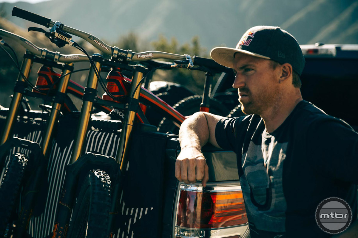 Aaron Gwin officially on YT Bikes.