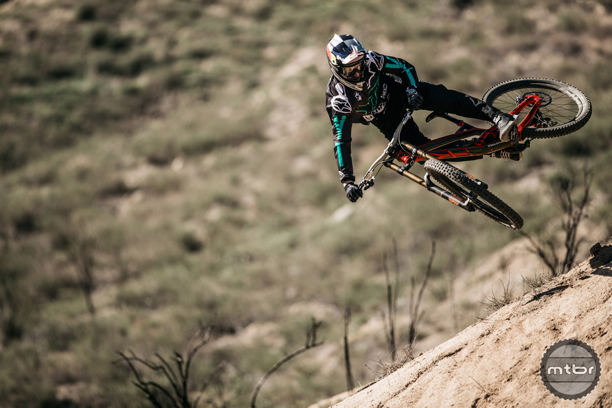 YT Industries, which stands for Young Talent, was established in 2008.