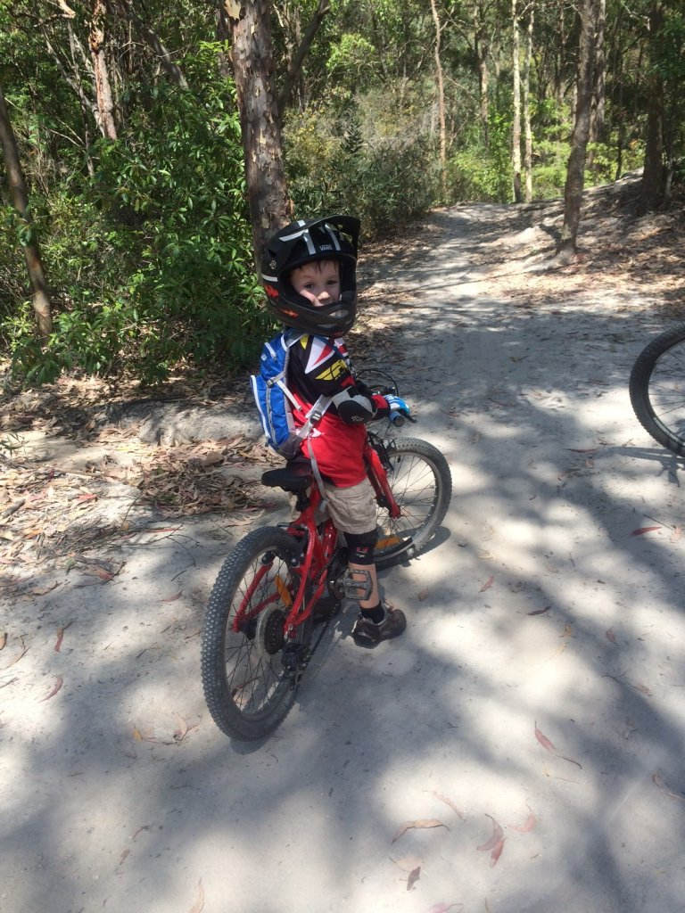 Kid's Mountain or Road Bike Ride Picture Thread-zac-riding-nov-14.jpg