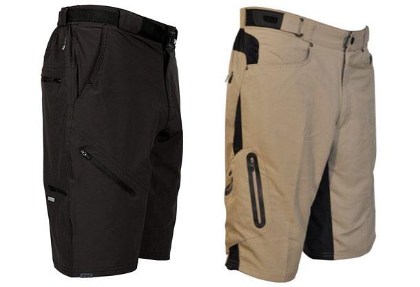 Zoic Shorts