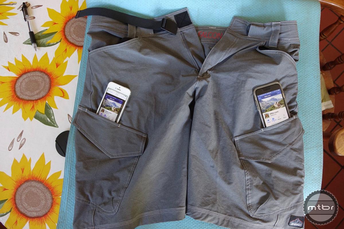 Zoic 2 Phones