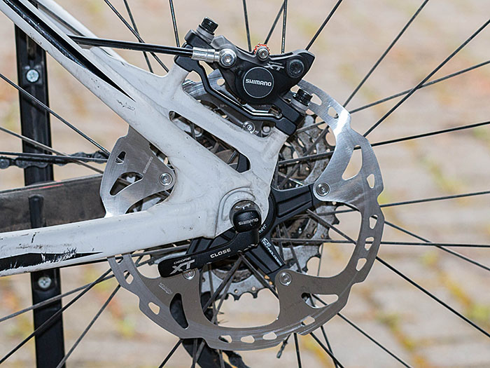 Avid 185mm Rear Disc Brake Mount IS to Post Rear Adapter Shimano Hope NEW