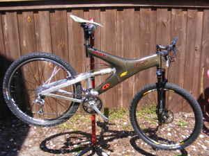 8dda49bdb62 1997 Trek Y-22 Carbon Fiber Frame PICS- Mtbr.com