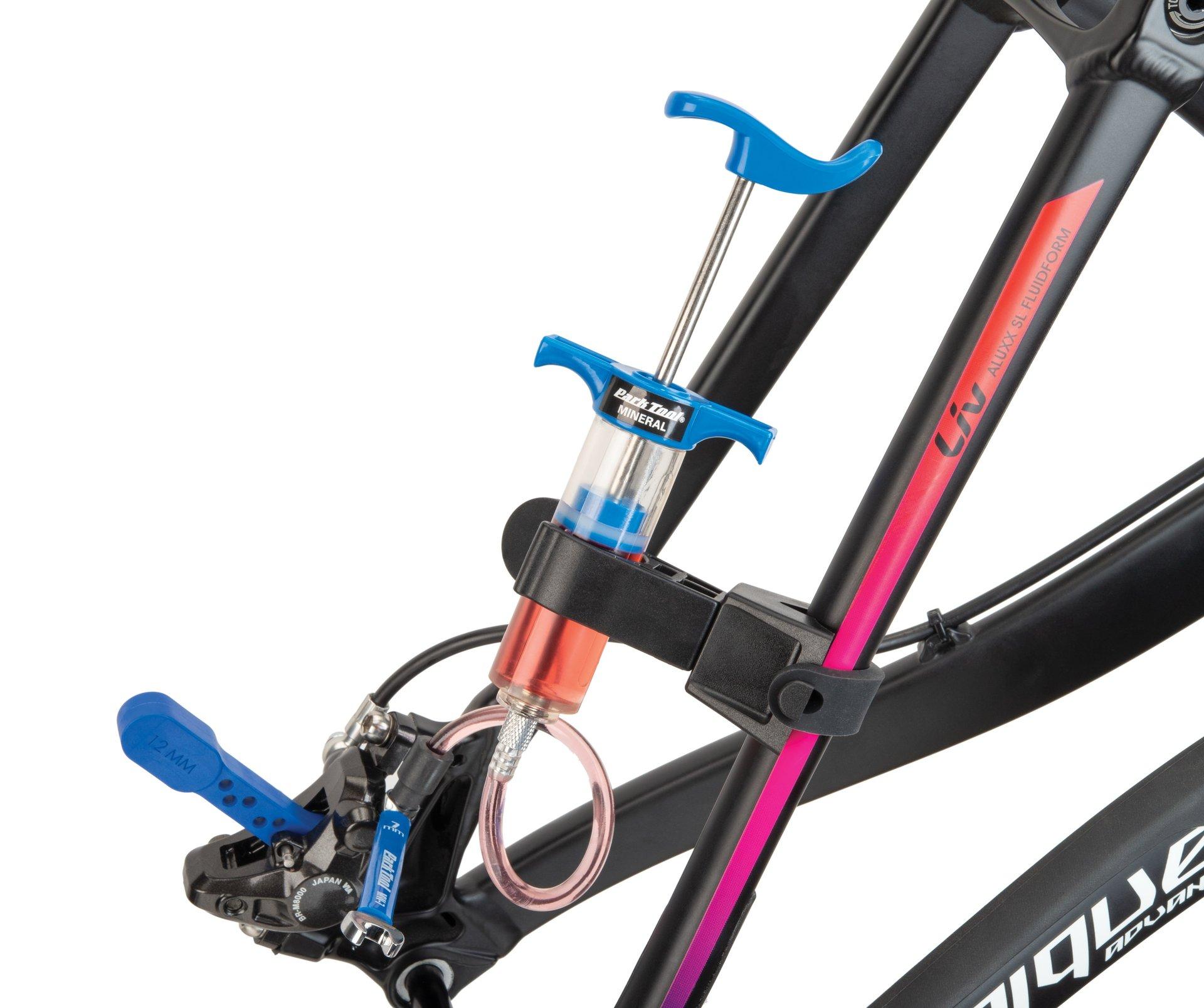 for MAGURA Bicycle Brake Bleed Kit for SRAM Series Bike Brake Repair Tools for TEKTRO Professional Bicycle Hydraulic Disc Brake Oil Mineral Bleed Kit Tool Set for Shimano