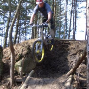 Swinley DH drop
