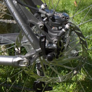 Rear Brake - Canyon Nerve ESX 7.0