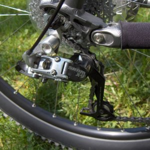 Sram X9 of Canyon Nerve ESX 7.0