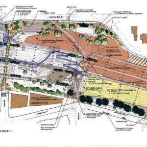 I-5 Open Space Project