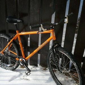 Newbie looking for rigid fork advice.