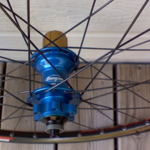 All Mountain Wheelset - Need Your Help.
