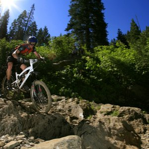 Downieville Classic DH Nathan Riddle