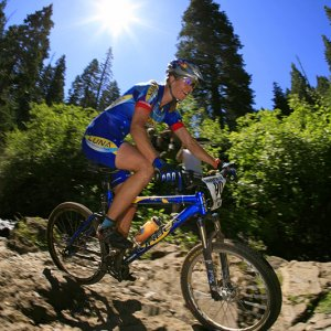 Downieville Classic DH Marla Streb