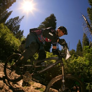 Downieville Classic DH Team Wrong Way