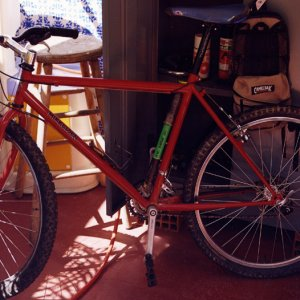 Independent Fabrications No Travel Fork- Rigid