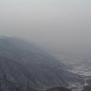 Beijing Ride Report - Jan 16, 2008