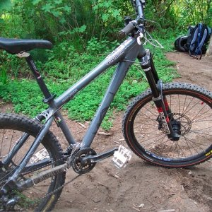 Back to hardtail... how does it feel?