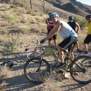 McDowell Mountains Double Bypass Redux!  Sat, Nov. 11, 7:00 am