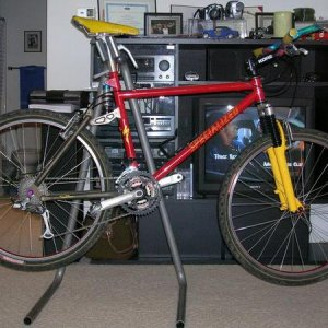 1995 Specialized S-Works FSR
