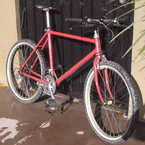 1987 Schwinn Paramountain Ned Overend Signature Edition