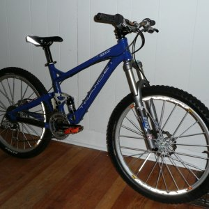 Trance 2 2006... looking to upgrade my fork.