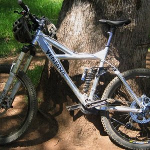 show off your freeride/downhill bike