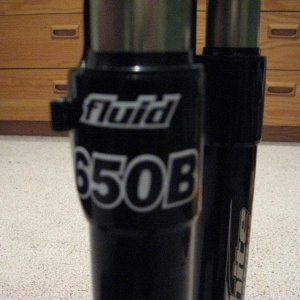 White Brothers 650b Fork / White Brothers Forks in General
