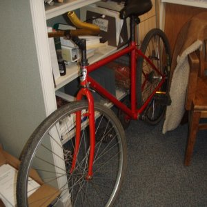 Looking for an `07 MKIII frame or cheap complete bike.