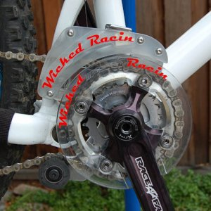 Wicked Racin thanks MTBR reader.. Plus the raffel winners at the Sea Otter