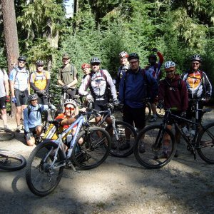 NorCal group ready to ride Middle Fork