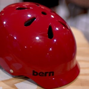 new Bern helmets - vented