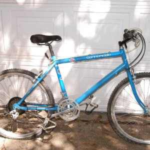 Cool Oldie Cannondale Found