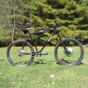 Surly 1x1 Freeride Style