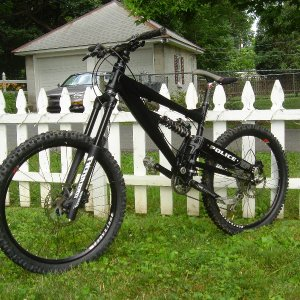 Talk me out of buying a hardtail!