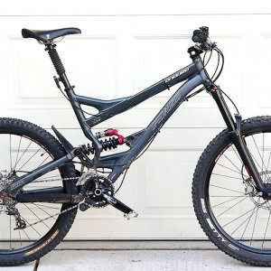 Beefing up an Enduro Elite
