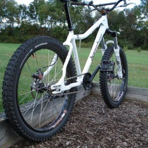 show your freeride hardtails