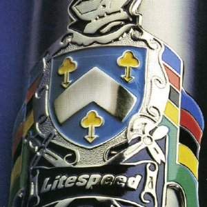 Litespeed head badge drawing request