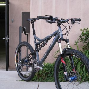 What does everyone's MTB bike weigh?