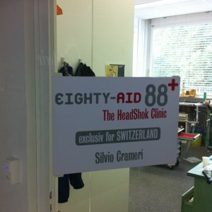 A visit to Eighty-Aid in Switzerland