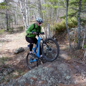 Keweenaw trail report