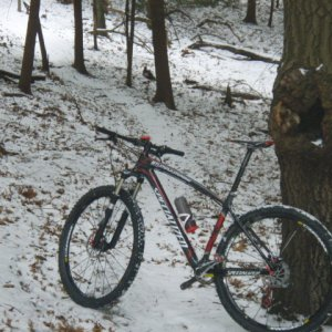 Snow Ride! Got to try out the Deflect Bibs